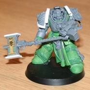 Artscale Grey Knight Terminator