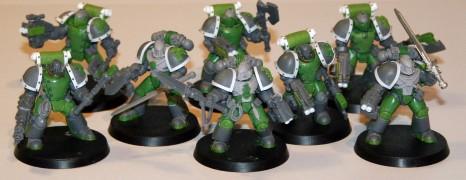 Artscale Alpha Legionaires Squad