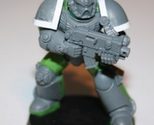 Tutorial – Artscale Space Marine