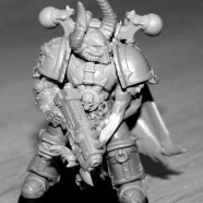 Artscale Chaos Space Marines