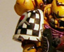 Tutorial – Checks on Shoulder Pads