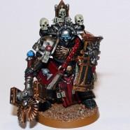 Artscale Grey Knight Chaplain