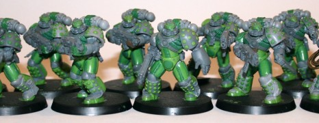 Artscale Mark V Tactical Squad (2)