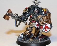 Red Scorpion – Terminator Captain