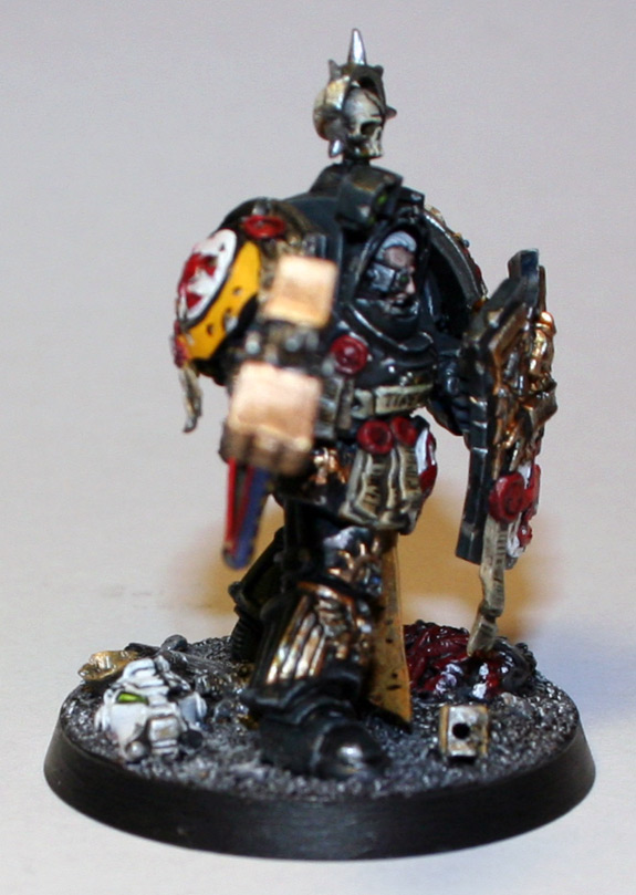 commander culln of the red scorpions pdf