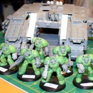 Artscale Terminator Squad
