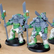 Artscale Grey Knight Squad
