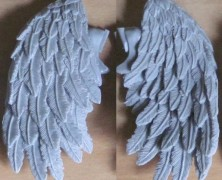 Resin Wings in Production