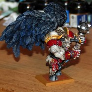 Painting the Doombull – Part 2