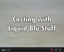 Video Tutorial: Green Stuff Casting