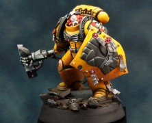 Artscale Imperial Fist – Charity Auction