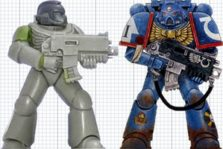 Artscale Ultramarines 3rd Company – Part 1