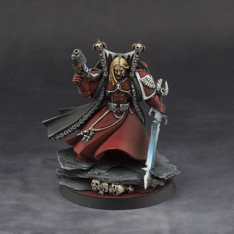 The Lord of Death (again) – Master of the Forge